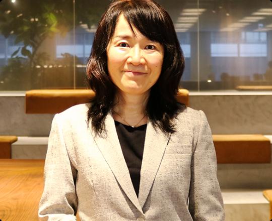 石倉 恭子(いしくら やすこ)